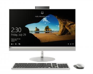 Моноблок Lenovo ideacentre 520-27 (F0DE009NUA) Silver