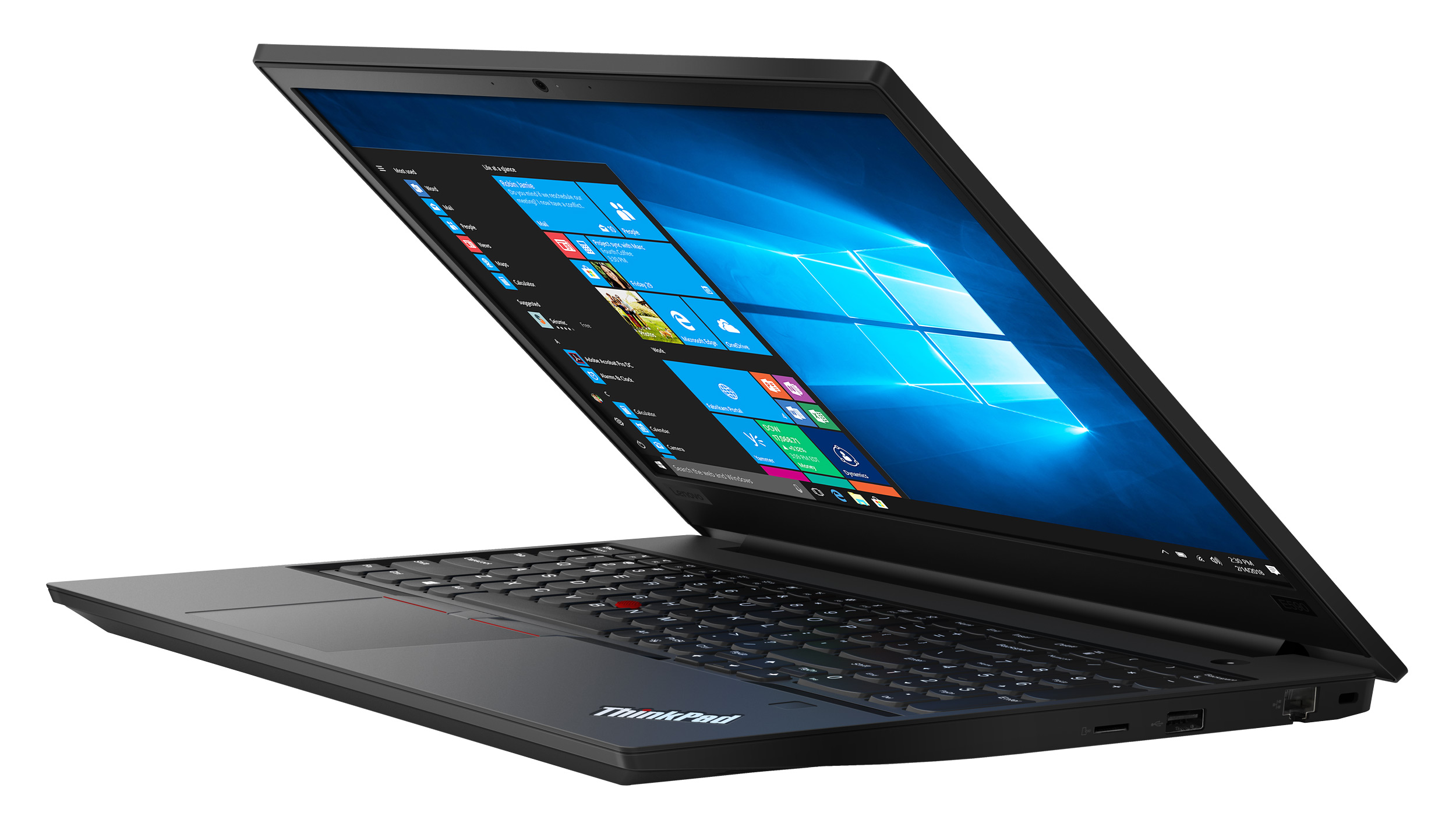 Фото  Ноутбук ThinkPad E590 (20NB001BRT)