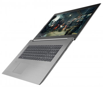 Фото 3 Ноутбук Lenovo ideapad 330-17IKBR Platinum Grey (81DM00EVRA)