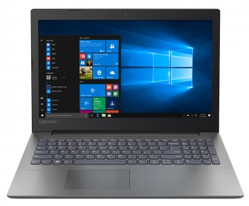 Ноутбук Lenovo ideapad 330-15 Onyx Black (81DC012KRA)