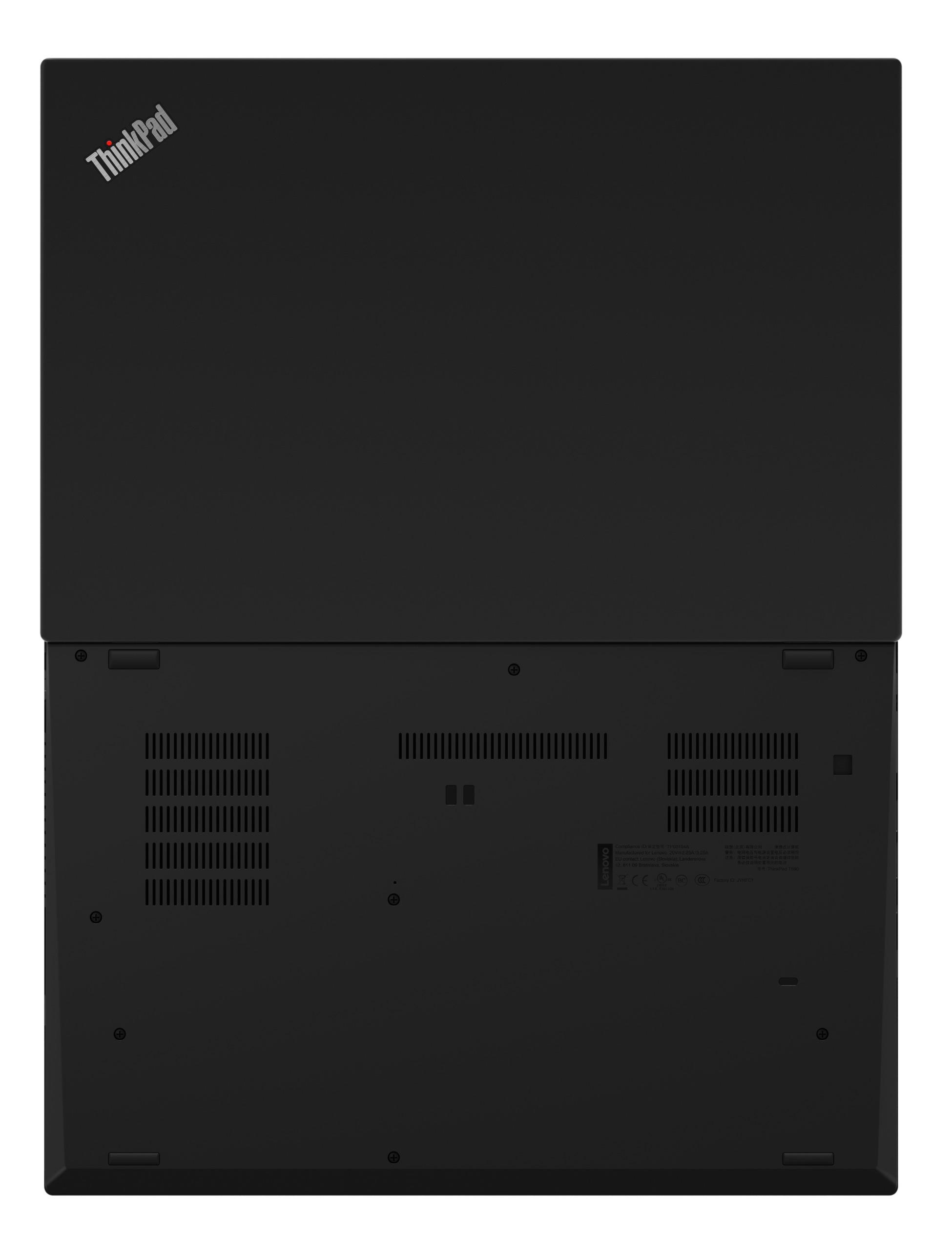 Фото  Ноутбук ThinkPad T590 (20N4000ART)