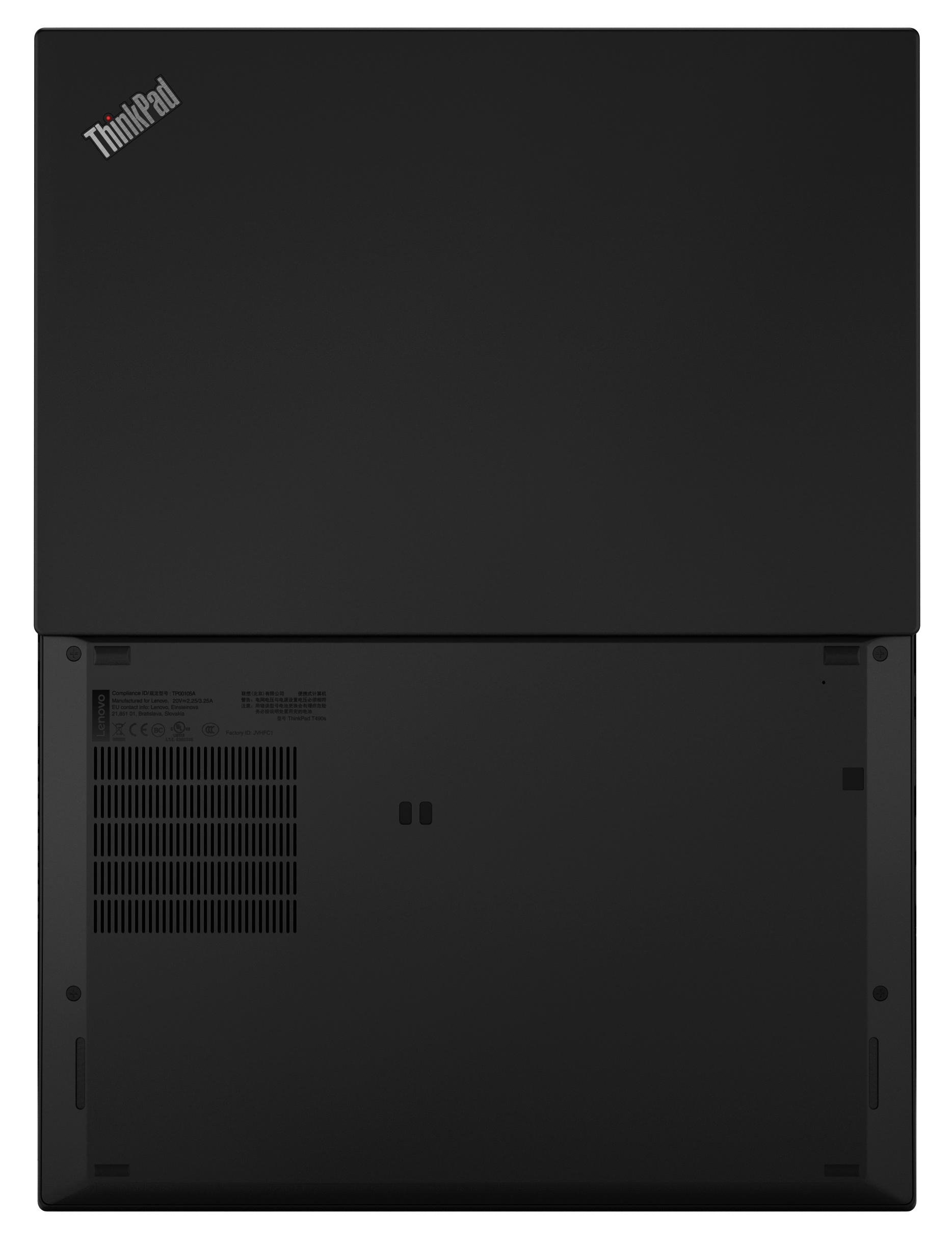 Фото  Ноутбук ThinkPad T490s (20NX0009RT)