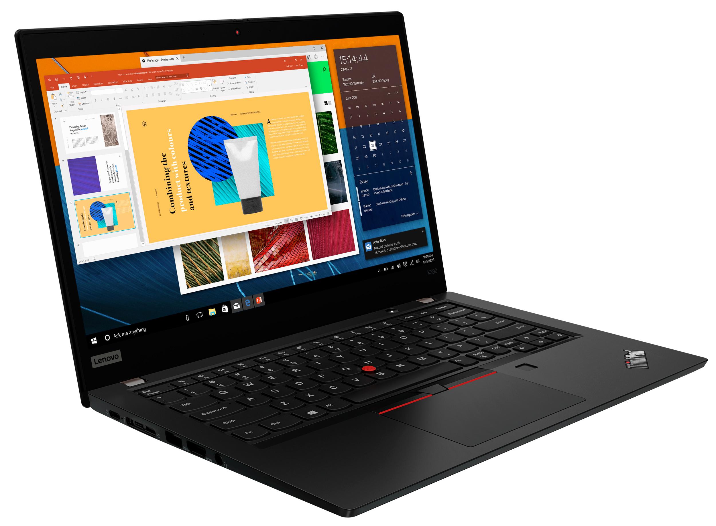 Фото  Ноутбук ThinkPad X390 (20Q0000MRT)