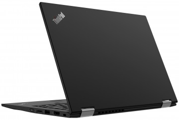Фото 1 Ноутбук ThinkPad X390 Yoga (20NN002JRT)