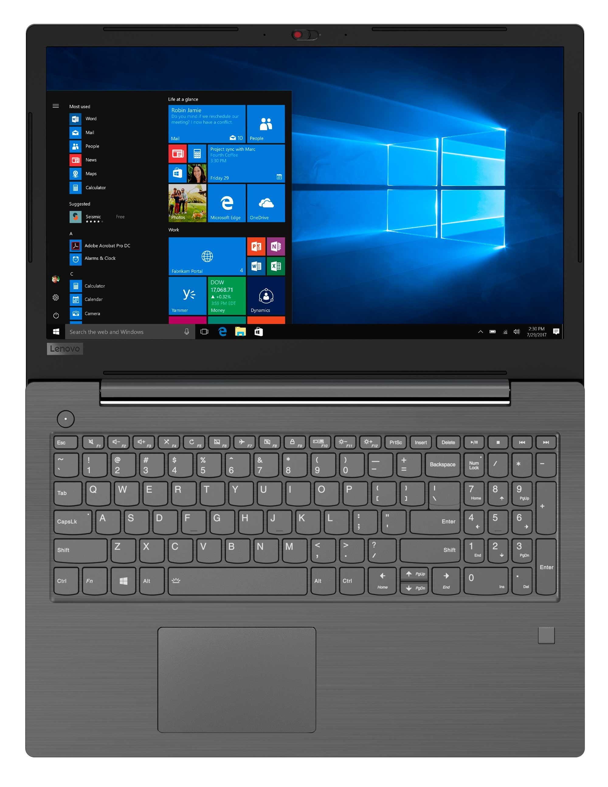 Фото  Ноутбук Lenovo V330-15 Grey (81AX0135RA)