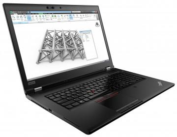 Фото 1 Ноутбук ThinkPad P72 (20MB0010RT)
