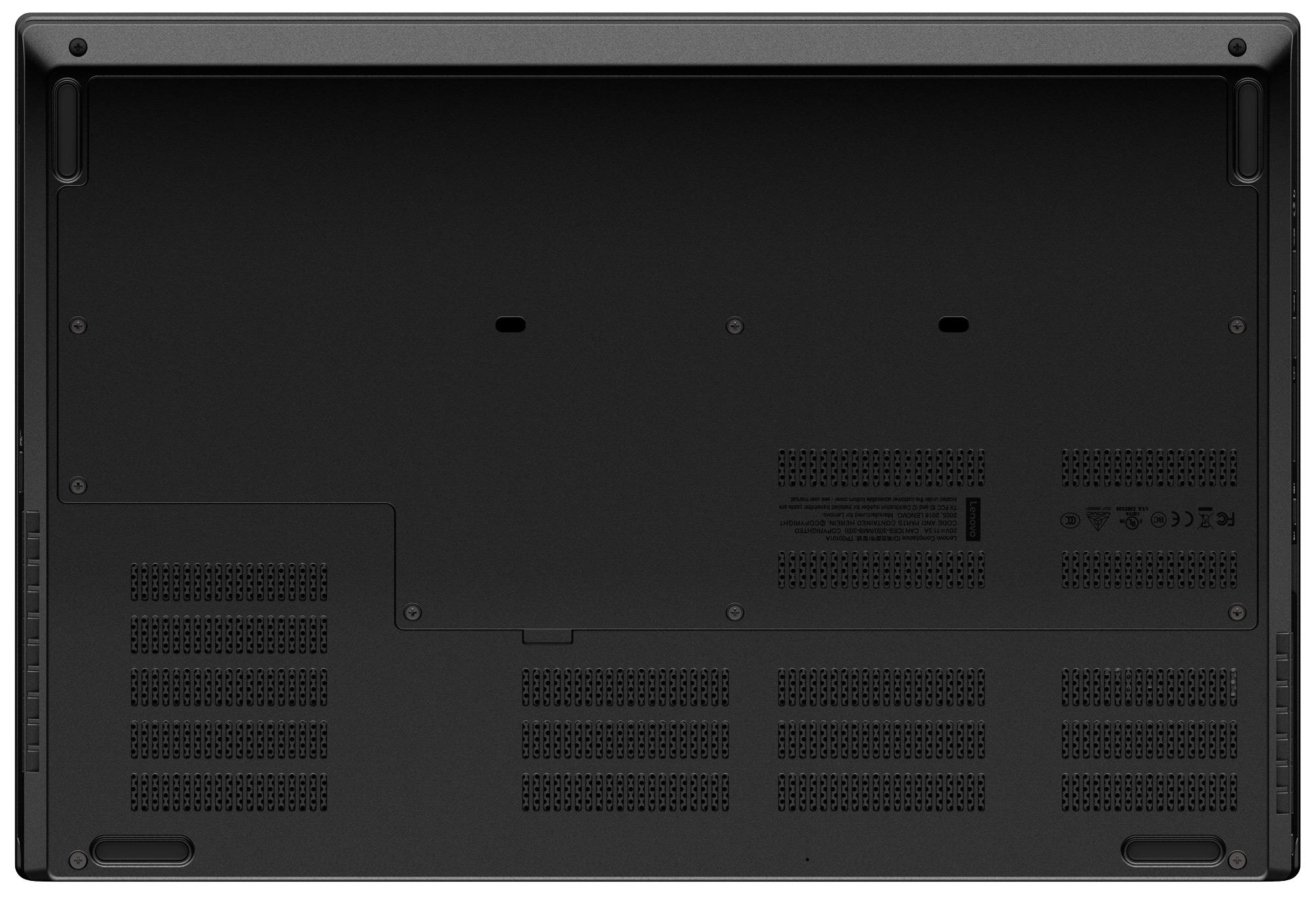 Фото  Ноутбук ThinkPad P72 (20MB0001RT)