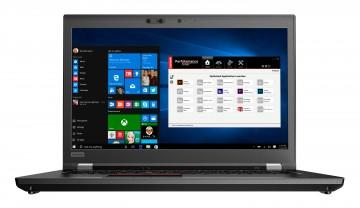 Ноутбук ThinkPad P72 (20MB000NRT)
