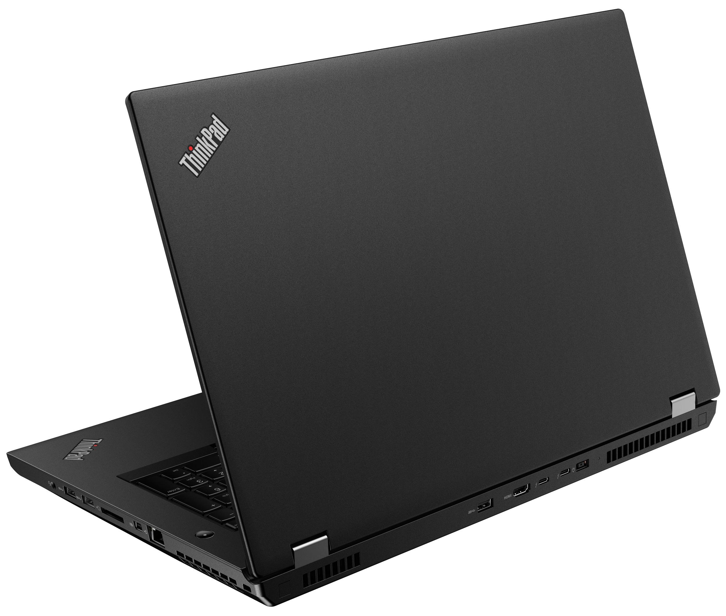 Фото  Ноутбук ThinkPad P72 (20MB000BRT)
