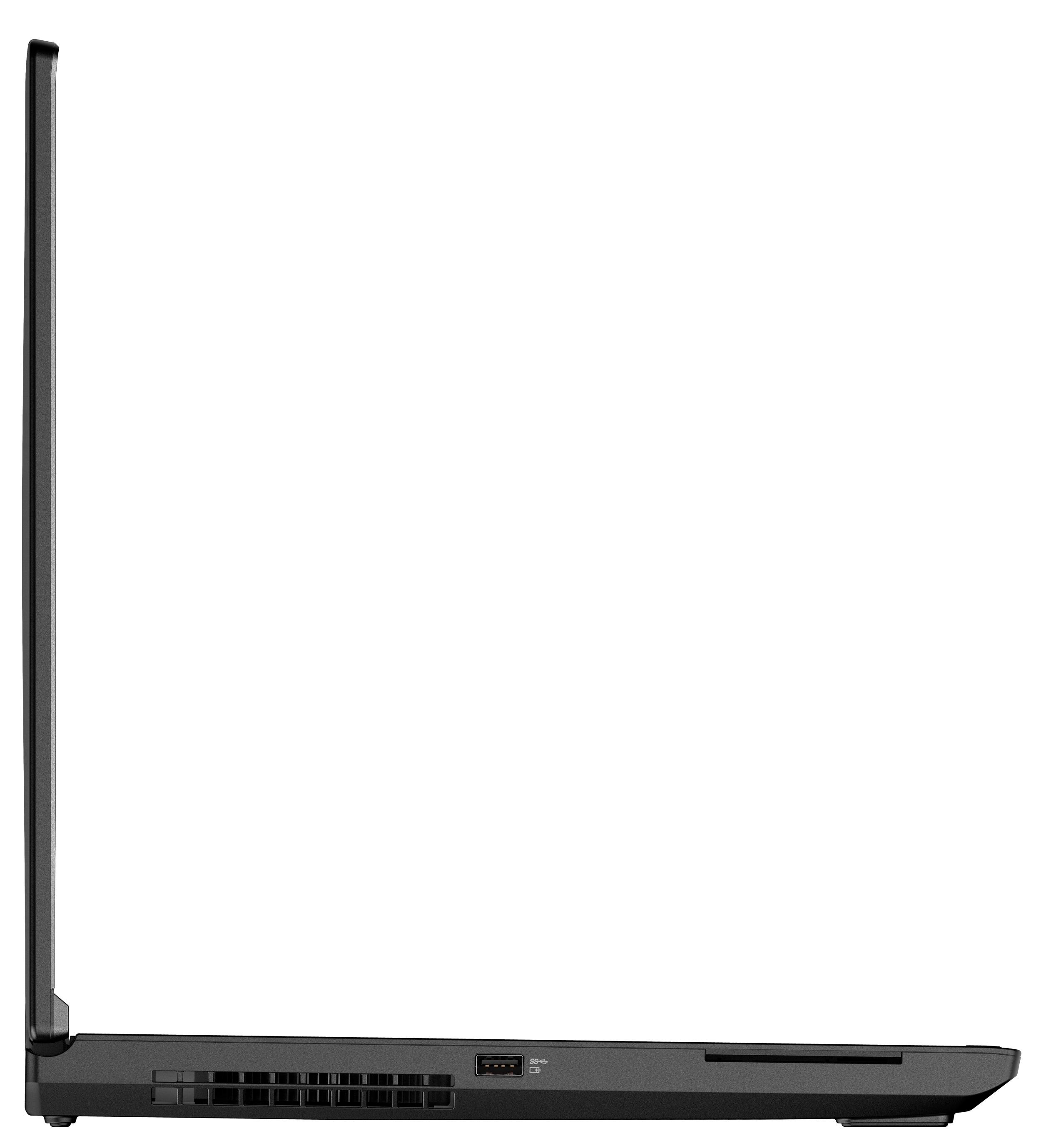 Фото  Ноутбук ThinkPad P72 (20MB000CRT)