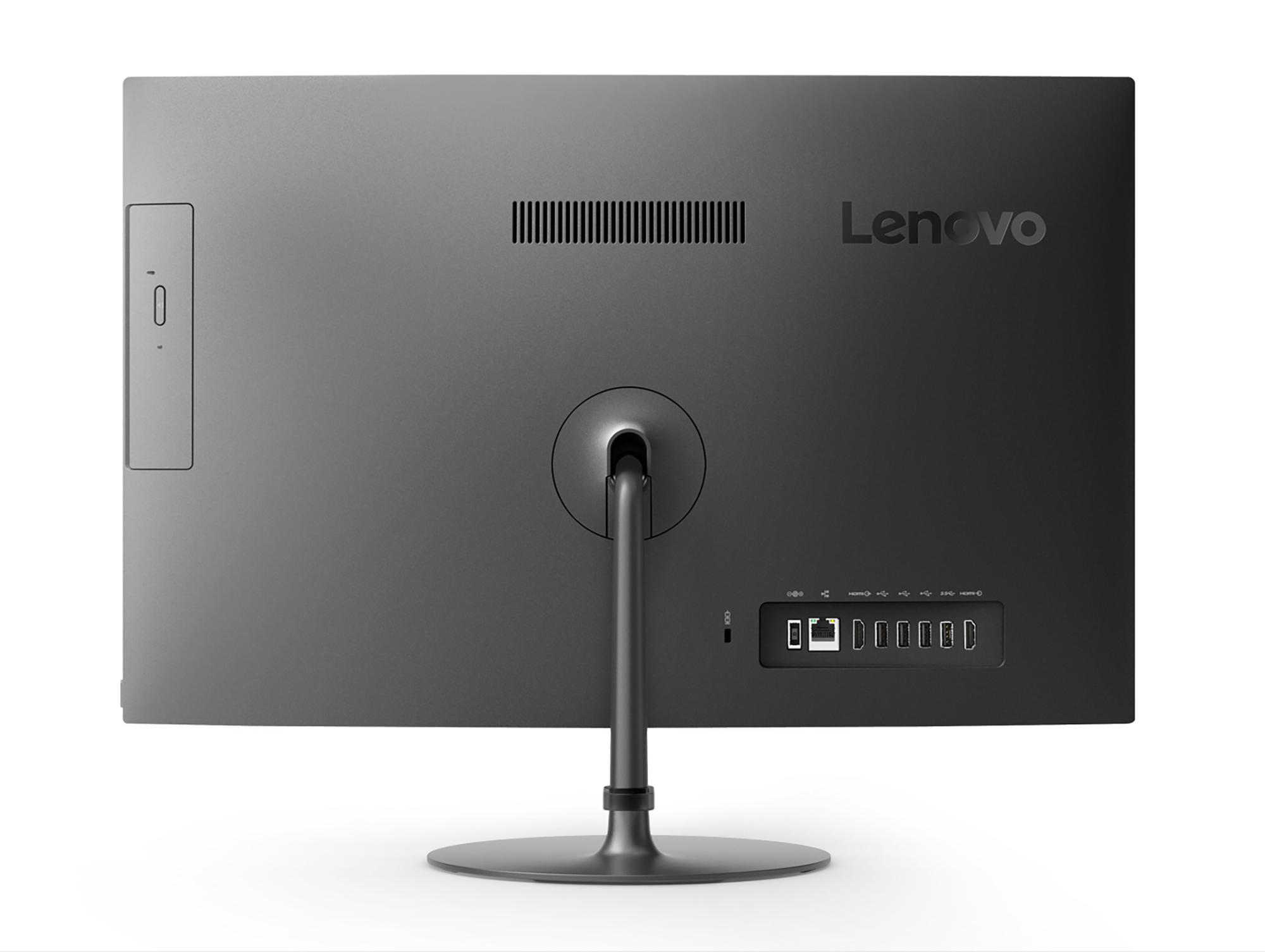 Фото  Моноблок Lenovo ideacentre 520-24 Black (F0DN001YUA)