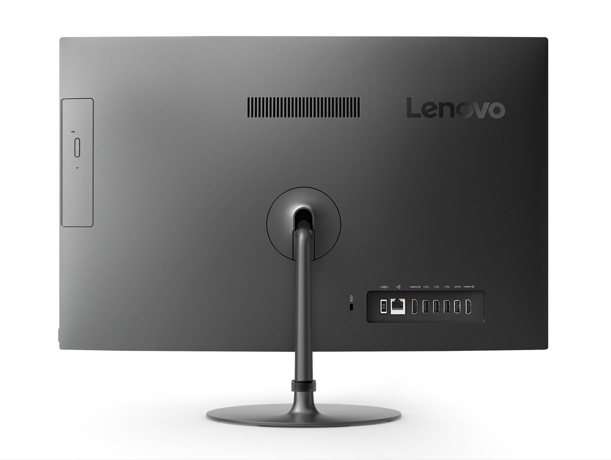 Фото  Моноблок Lenovo ideacentre 520-24 Black (F0DN0021UA)