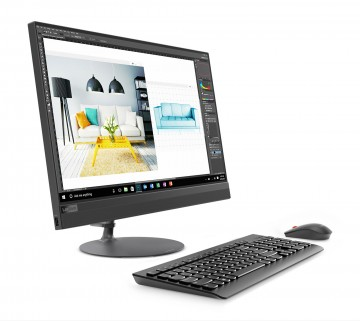 Фото 0 Моноблок Lenovo ideacentre 520-22 Black (F0D500GAUA)
