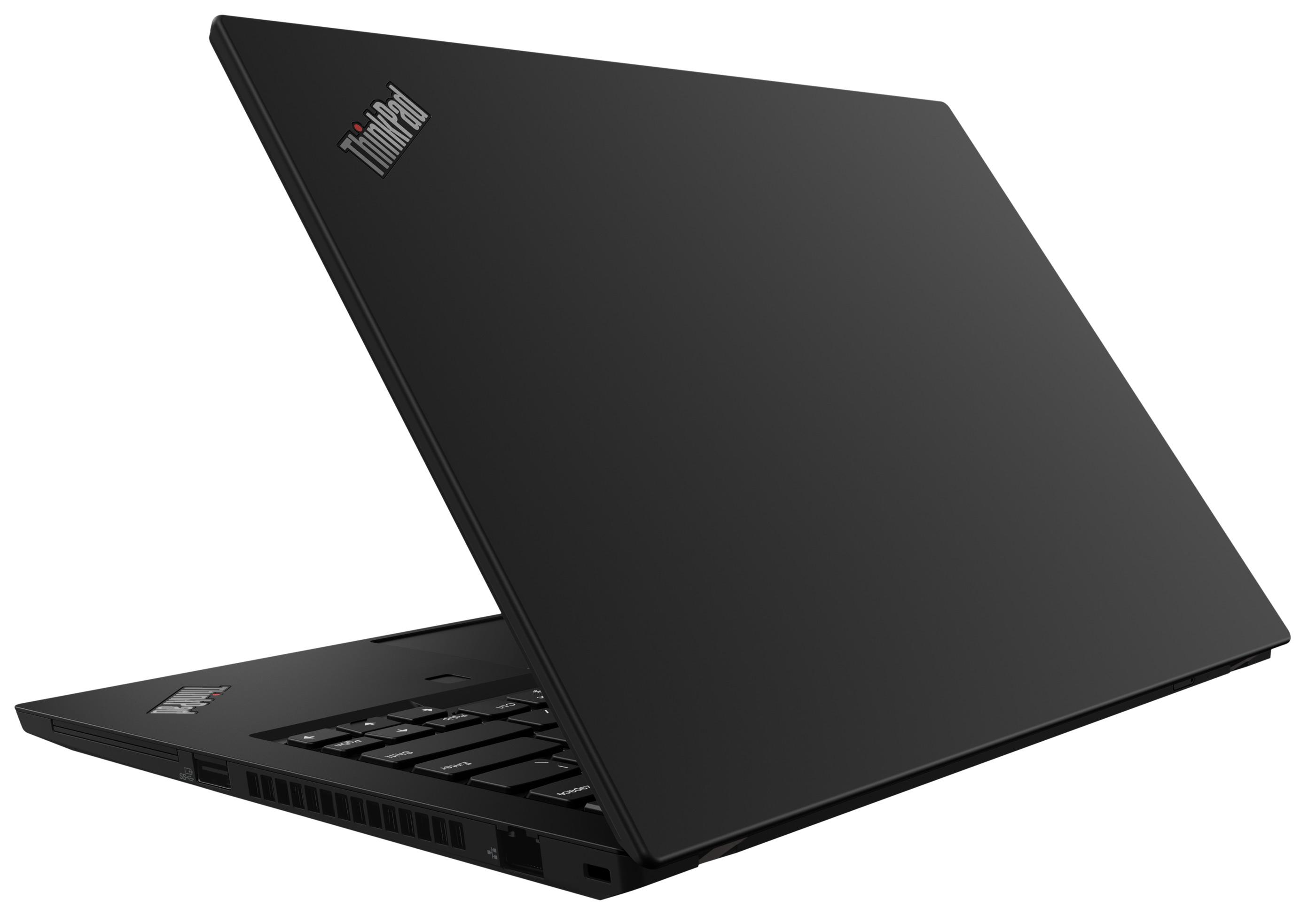 Фото  Ноутбук ThinkPad T490 (20N20035RT)