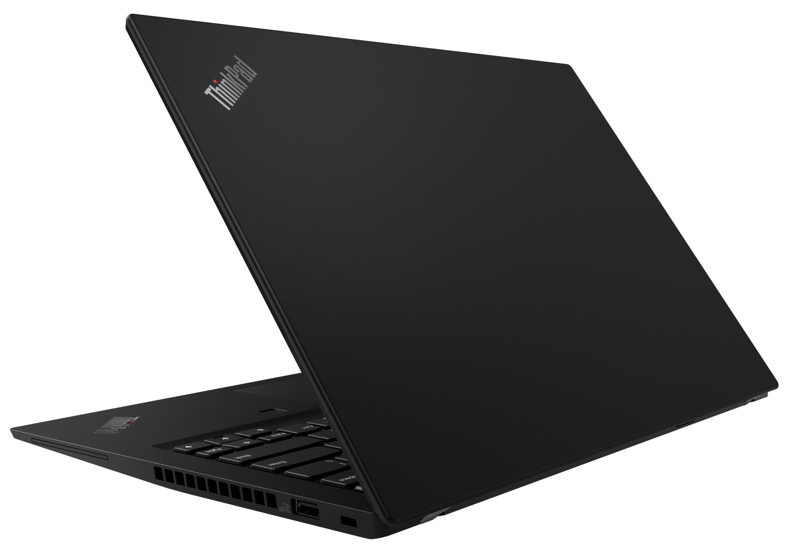Фото  Ноутбук ThinkPad T490s (20NX000ERT)