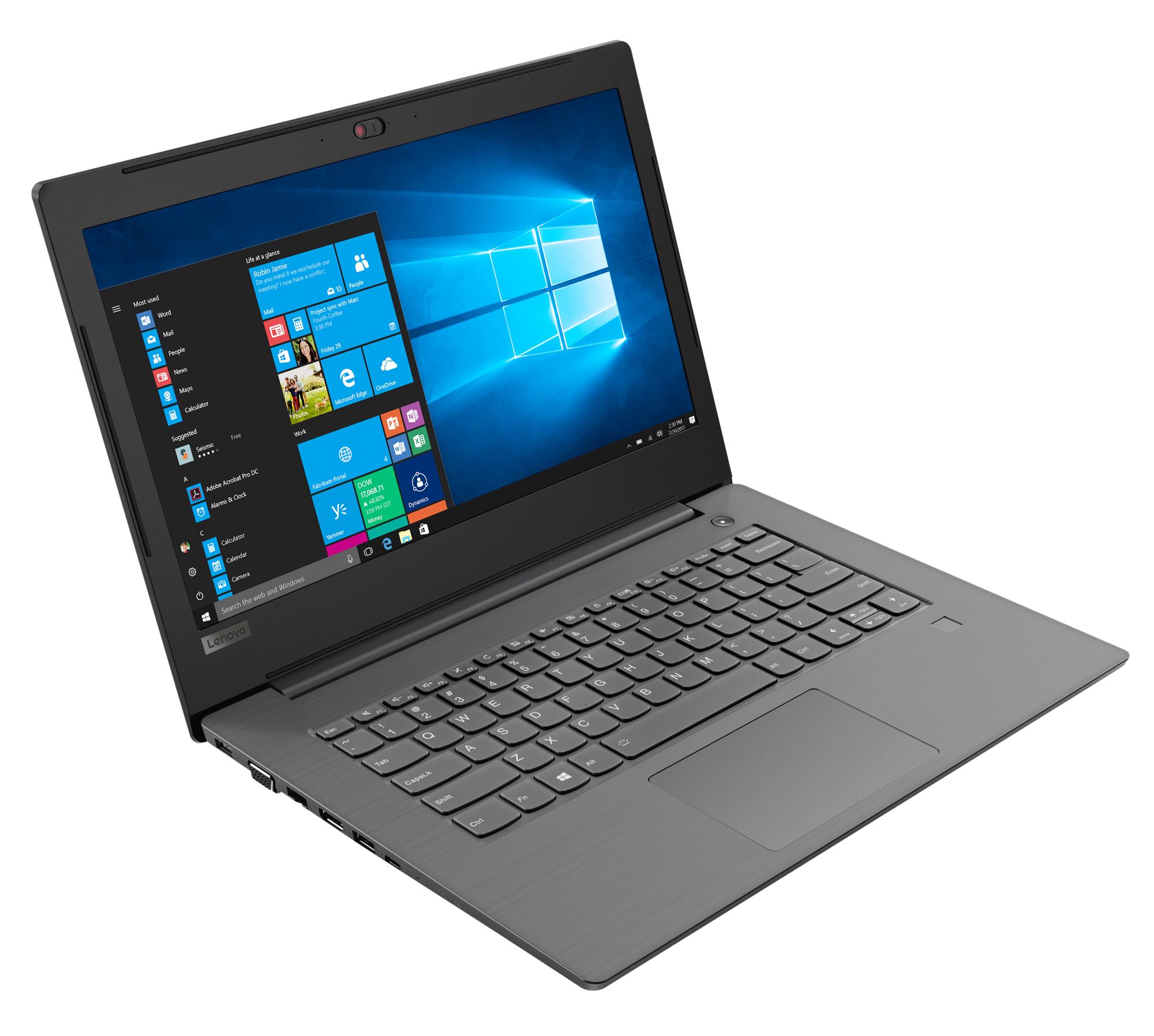 Фото  Ноутбук Lenovo V330-14IKB Iron Grey (81B000HKUA)
