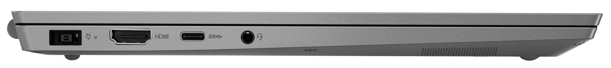 Фото  Ноутбук ThinkBook 13s-IWL Mineral Grey (20R9006YUA)