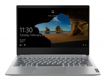 Фото 1 Ноутбук ThinkBook 13s-IWL Mineral Grey (20R90070UA)