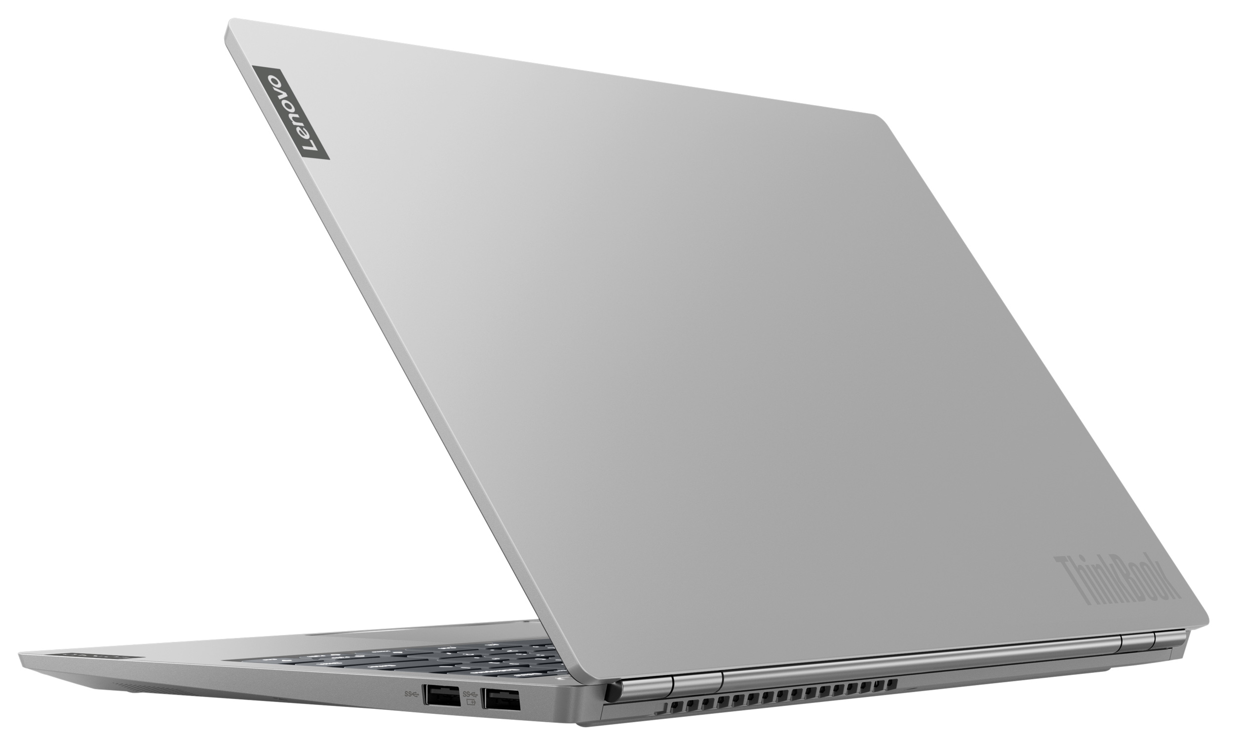 Фото  Ноутбук ThinkBook 13s-IWL Mineral Grey (20R90070UA)