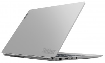 Фото 3 Ноутбук ThinkBook 13s-IWL Mineral Grey (20R90070UA)