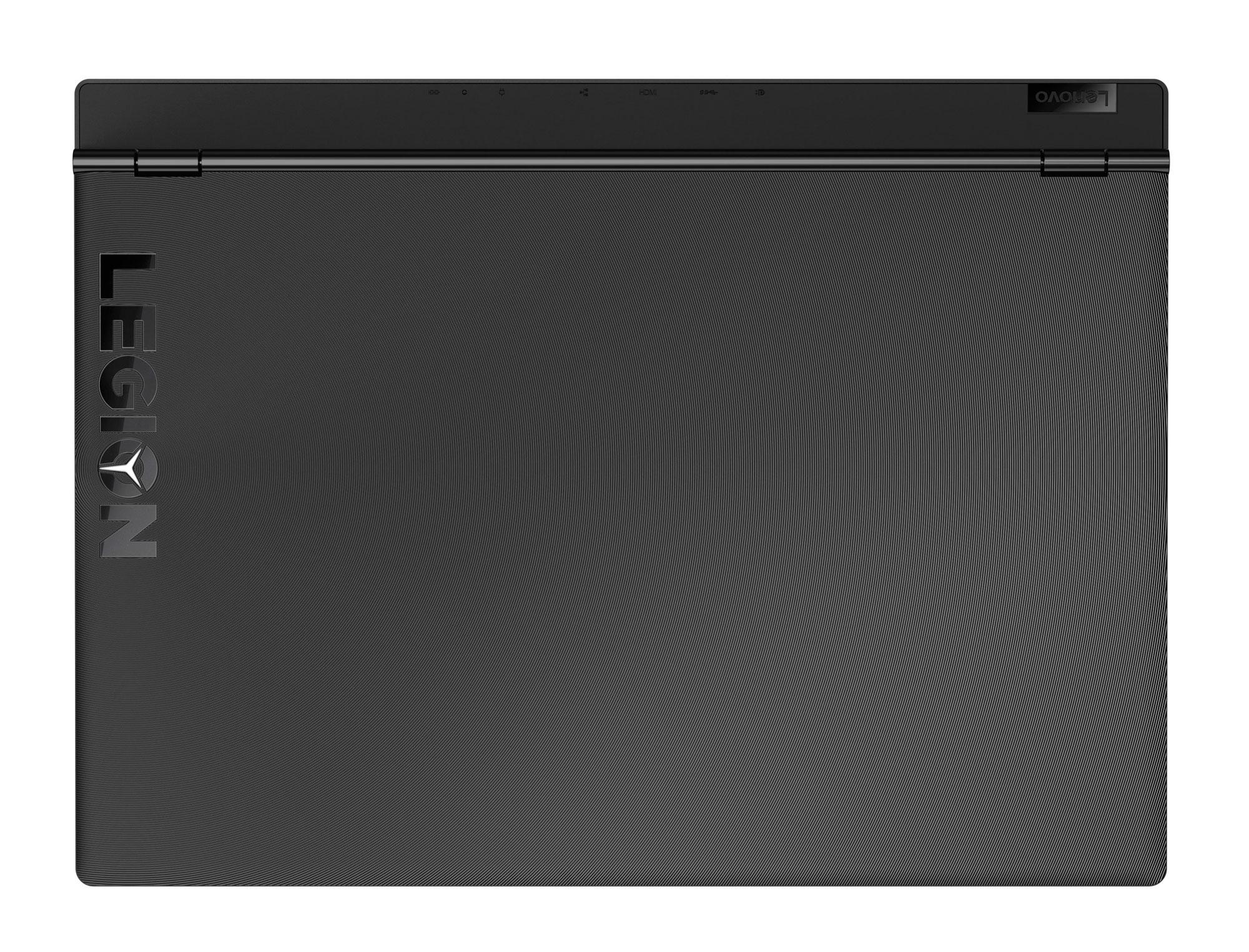 Фото  Ноутбук Lenovo Legion Y530-15ICH Black (81FV00U7RU)