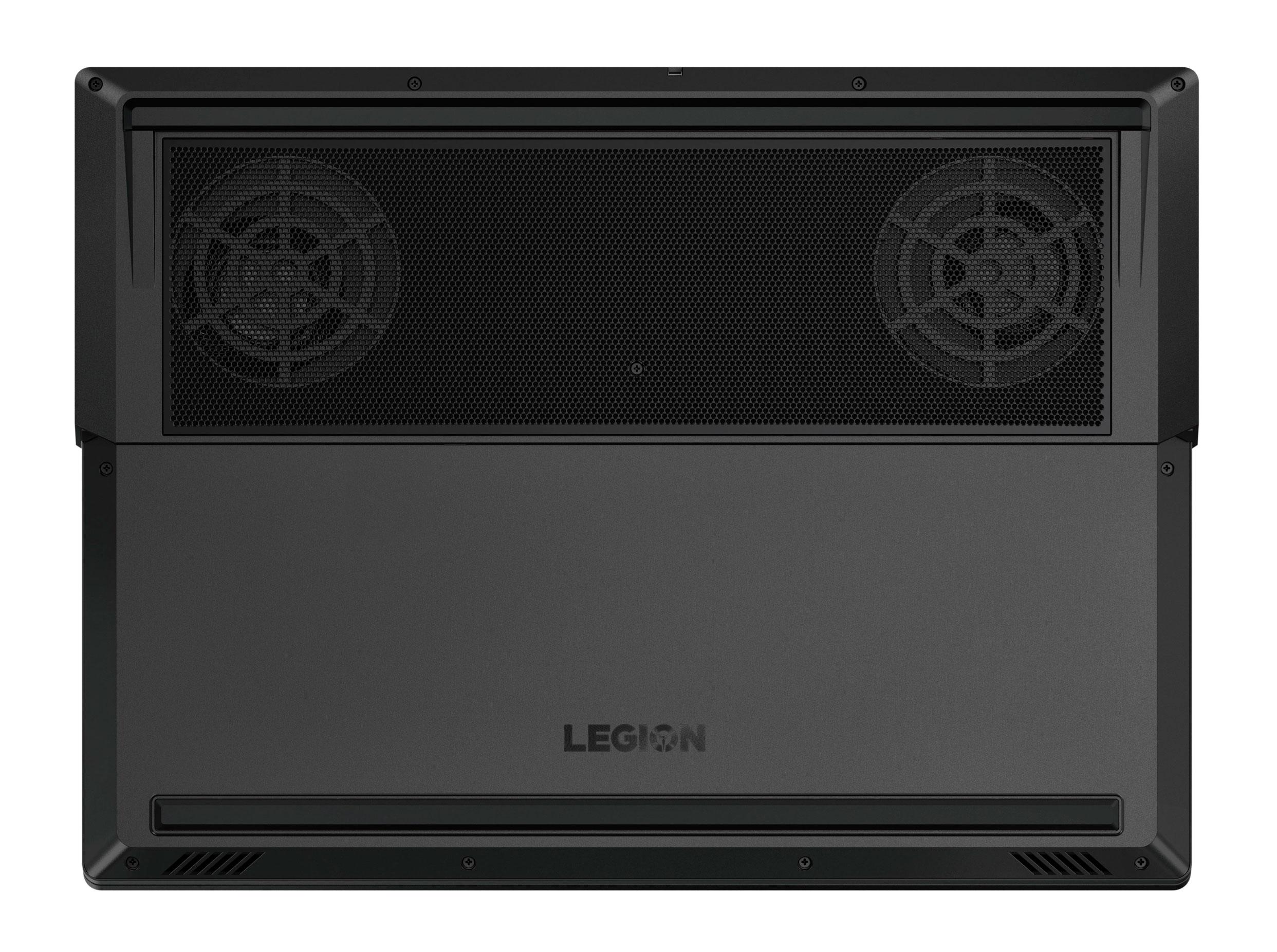 Фото  Ноутбук Lenovo Legion Y530-15ICH Black (81FV019URU)