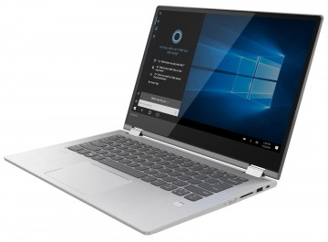 Фото 3 Ультрабук Lenovo Yoga 530-14IKB Mineral Grey (81EK016RRU)