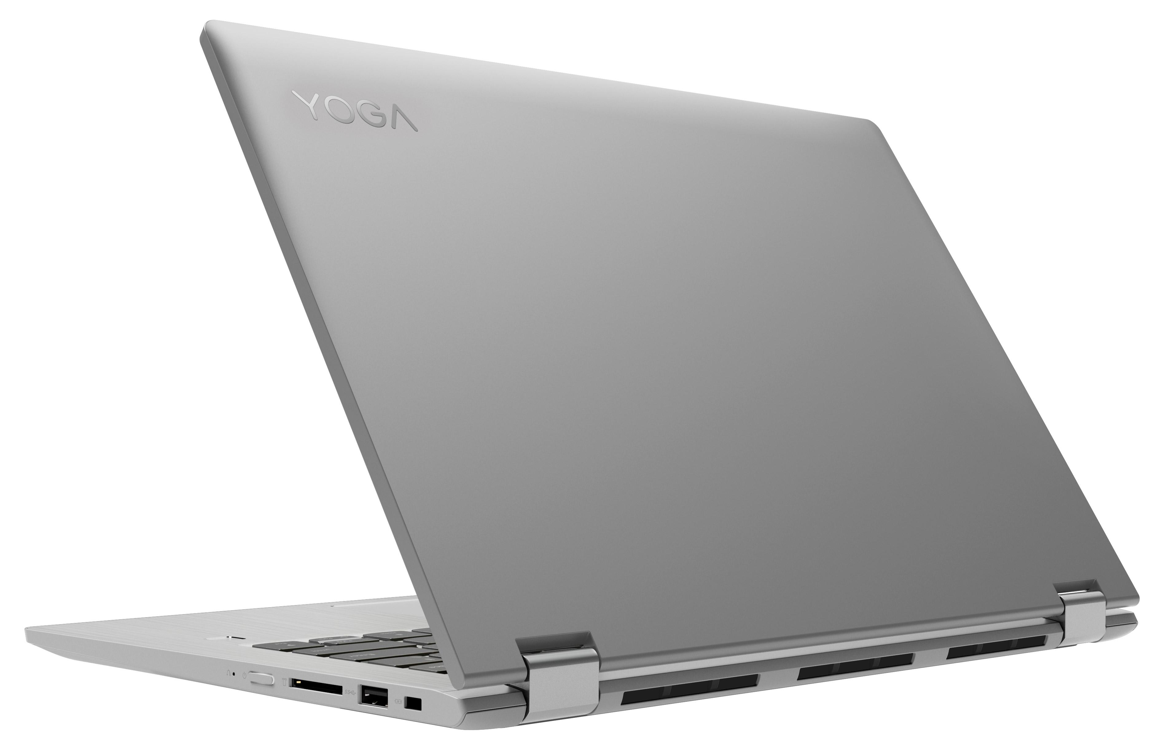 Фото  Ультрабук Lenovo Yoga 530-14IKB Mineral Grey (81EK016SRU)