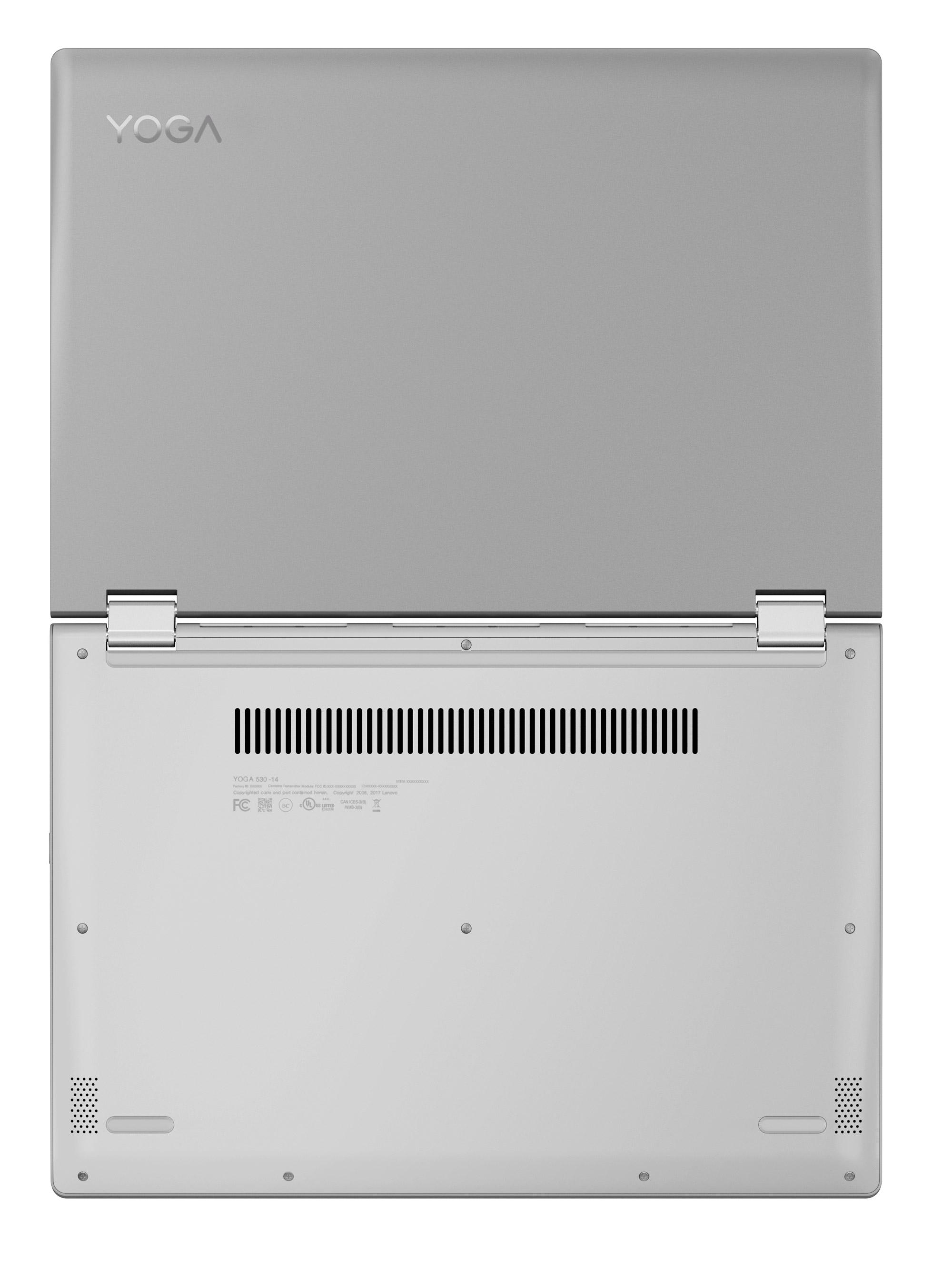 Фото  Ультрабук Lenovo Yoga 530-14IKB Mineral Grey (81EK016QRU)