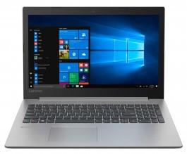 Ноутбук Lenovo ideapad 330-15IGM Platinum Grey (81D100K5RU)