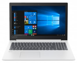 Ноутбук Lenovo ideapad 330-15IGM Blizzard White (81D100FQRU)