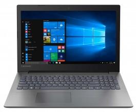 Ноутбук Lenovo ideapad 330-15IKB Onyx Black (81DE012LRU)