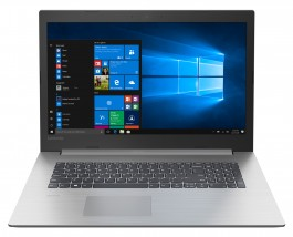 Ноутбук Lenovo ideapad 330-17IKB Platinum Grey (81DM00BURU)