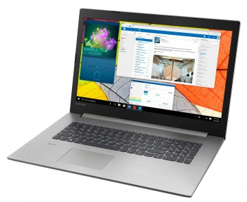 Фото 1 Ноутбук Lenovo ideapad 330-17IKB Platinum Grey (81DM00BURU)