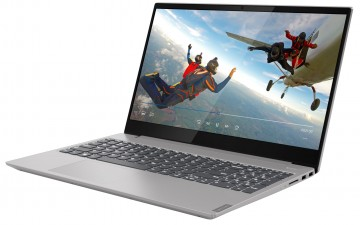 Ноутбук Lenovo ideapad S340-15IWL Platinum Grey (81N800M4RE)