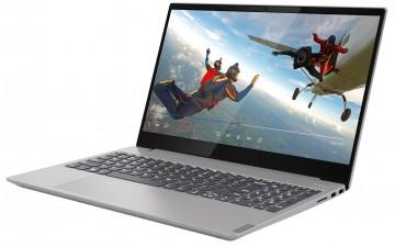 Ноутбук Lenovo ideapad S340-15IWL Platinum Grey (81N800BMRE)