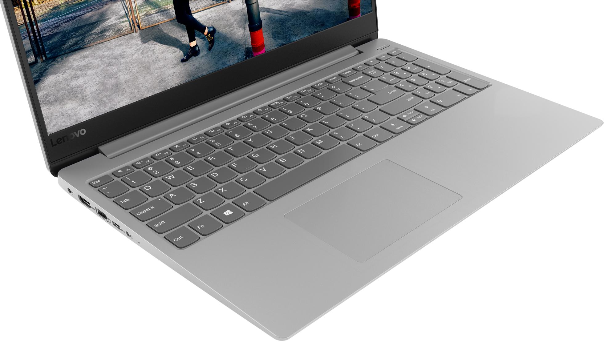 Фото  Ноутбук Lenovo ideapad 330s-15IKB Platinum Grey (81GC0066RU)
