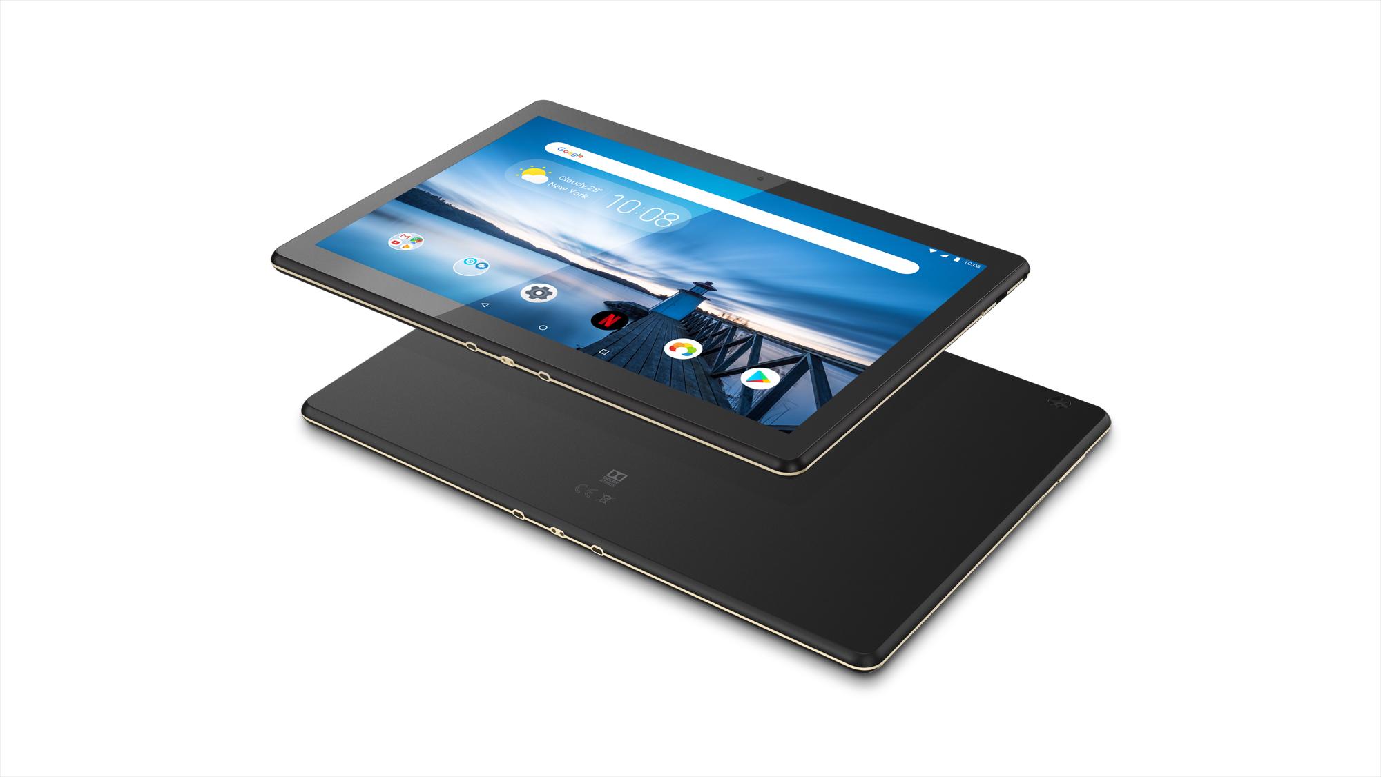 Фото  Планшет  Lenovo Tab M10 X505L LTE 2/16GB Slate Black (ZA4H0057UA)