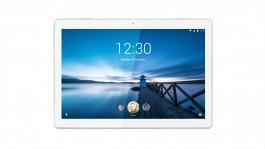 Планшет  Lenovo Tab M10 X505L LTE 2/32GB Polar White (ZA4H0034UA)