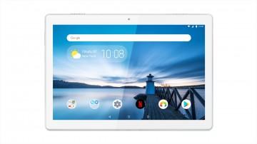 Фото 1 Планшет  Lenovo Tab M10 X505L LTE 2/32GB Polar White (ZA4H0034UA)