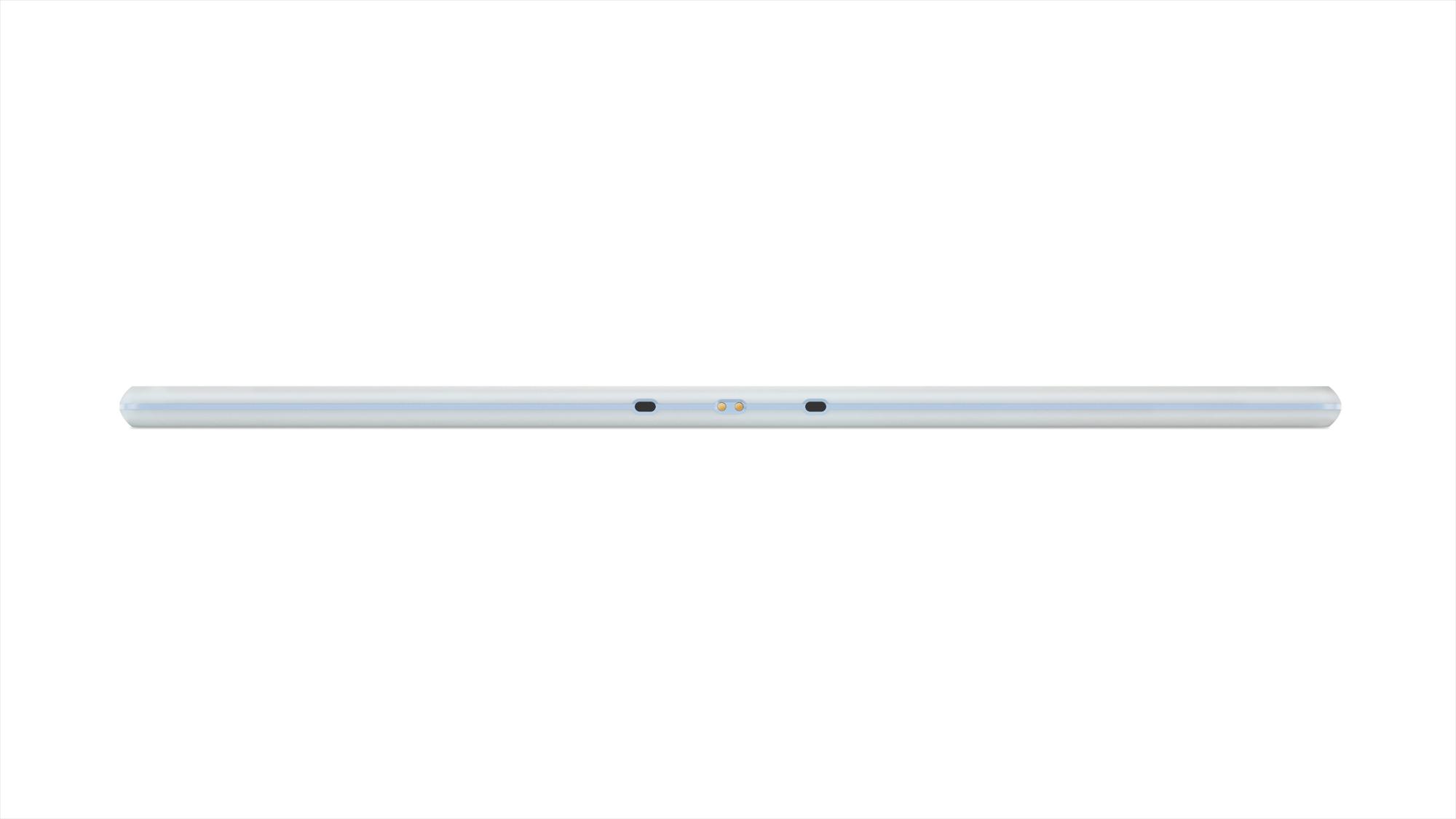 Фото  Планшет  Lenovo Tab M10 X505L LTE 2/32GB Polar White (ZA4H0034UA)