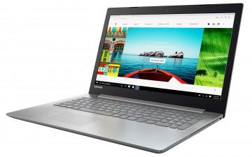 Фото 1 Ноутбук Lenovo ideapad 320-15IKB Platinum Grey (80XL00KPRU)