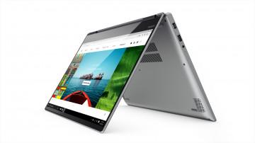 Фото 2 Ультрабук Lenovo Yoga 720-15IKB Iron Grey (80X700B6RU)