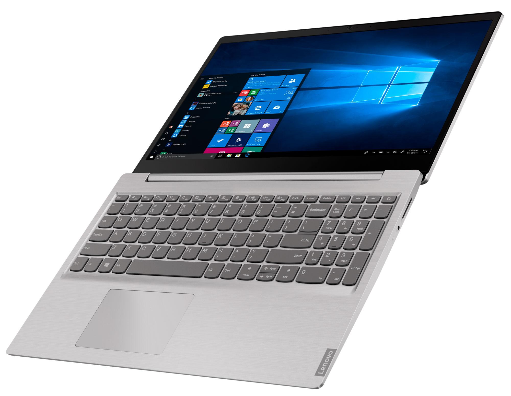 Фото  Ноутбук Lenovo ideapad S145-15IWL Grey  (81MV00J1RE)