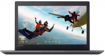 Фото 0 Ноутбук Lenovo ideapad 320-15ABR Onyx Black (80XS000ARU)