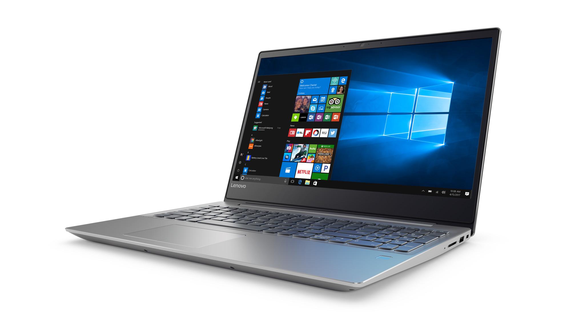 Фото  Ноутбук Lenovo ideapad 720-15IKB Mineral Grey (81AG004TRU)