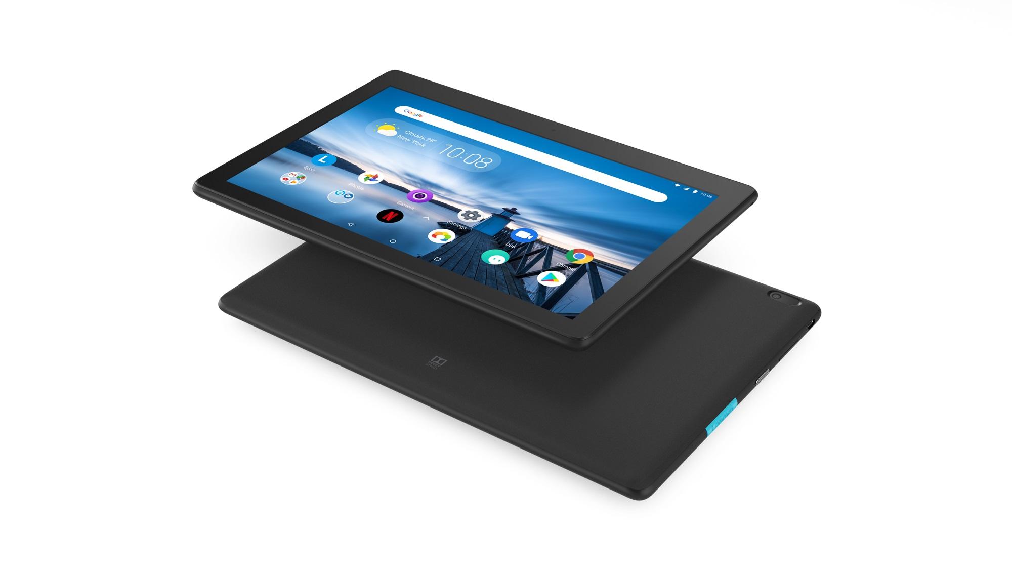 Фото  Планшет Lenovo TAB E10 WiFi 1/16GB Slate Black (ZA470044UA)