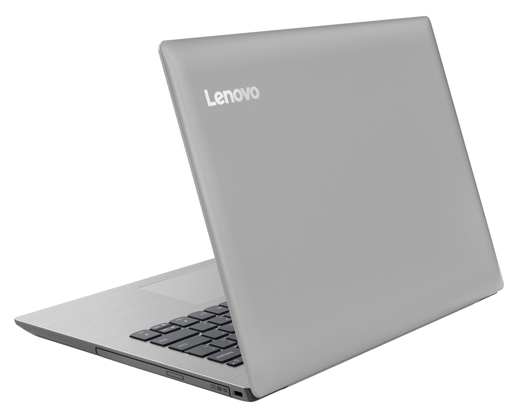 Фото  Ноутбук Lenovo ideapad 330-14IGM Platinum Grey (81D0001BRU)