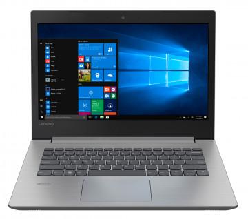 Фото 0 Ноутбук Lenovo ideapad 330-14IGM Platinum Grey (81D0001BRU)