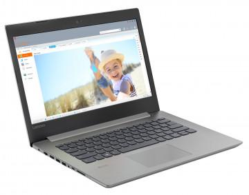 Фото 3 Ноутбук Lenovo ideapad 330-14IGM Platinum Grey (81D0001BRU)